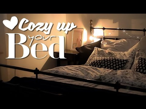 Cozy Up Your Bed | Mach Dein Bett Mega Gemütlich