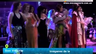 preview picture of video 'Elección de la reina y final con Abel Pintos en la 17° FiNaCo 2013'