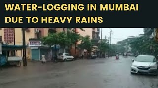 Water-logging in Various parts of Mumbai due to heavy rains |NewsX
