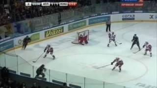 KHL. Gagarin Cup 2011. West final. 6th match. Atlant — Lokomotiv 8:2