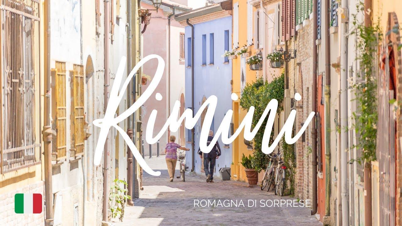 Alla SCOPERTA di RIMINI – Romagna di Sorprese Day 1