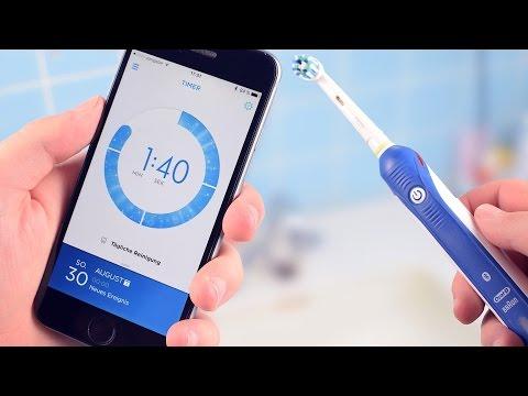 Schlauste Zahnbürste der Welt? Oral-B Pro 5000 + GEWINNSPIEL