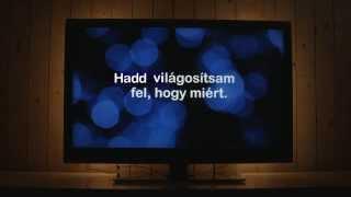 TV háttérvilágítás LED-del