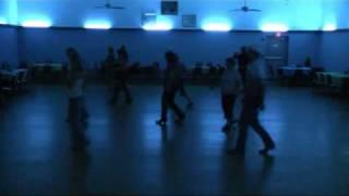 Linedance Laid Back N' Low Key  choreographer Peter & Alison  music Alan Jackson