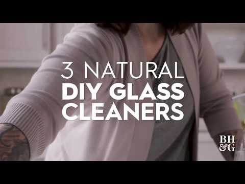 DIY Glass Cleaner | Playlist Name | Better Homes & Gardens
