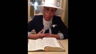 Témoignage puissant du pasteur Béatrice Maluma (Pt. 1)