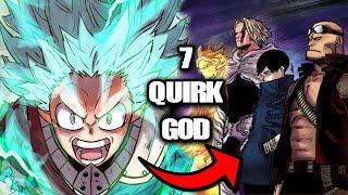 Deku's Current Quirks & Future Power-Ups