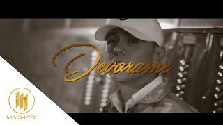 Devorame (Letra) - Kevin Roldán (Video)