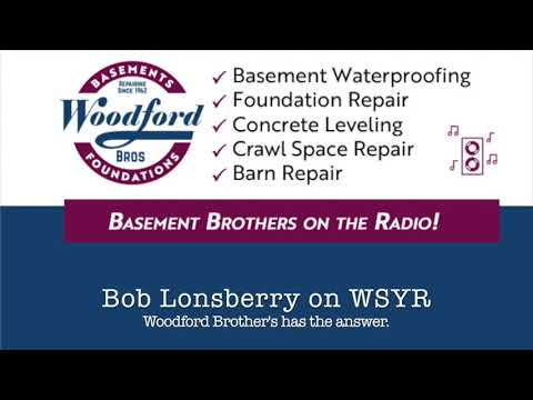 Bob Lonsberry - Woodford Brothers has the answer