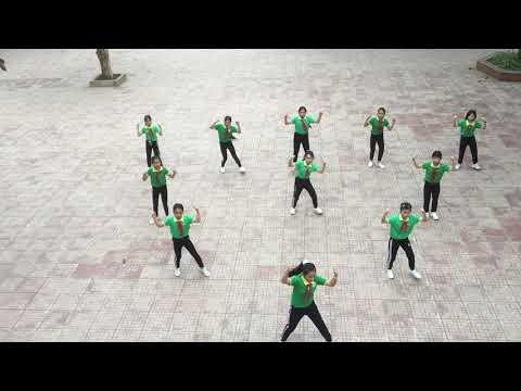 Nhảy: Chiến binh xanh 1