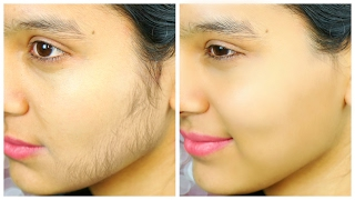 Remove Facial Hair PERMANENTLY - Ubtan Face Pack | Anaysa