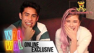 WALWAL Exclusive: Kisses Delavin & Donny Pangilinan take on the '5 Seconds Challenge'
