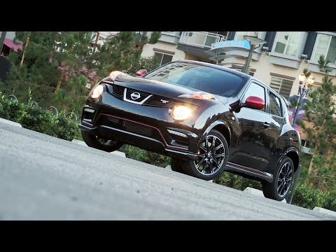 Nissan  Juke Nismo Rs Хетчбек класса B - рекламное видео 3