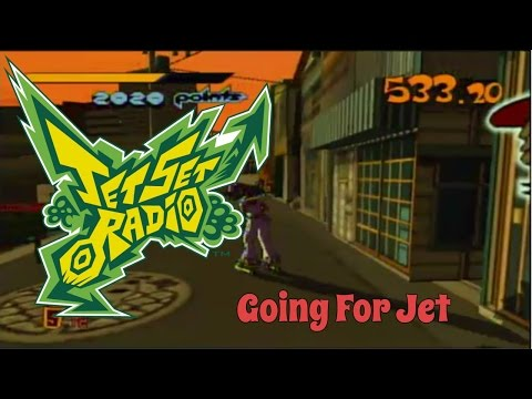 Jet Grind Radio Walkthrough Part 15 Kogane Soul Skater By