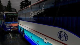 """🔴 TNSTC Bus 2018 """"Live Road Accident"""" - ETS2 Indian Bus Mod [Watch till the end]"""