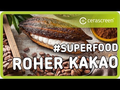 Ist Kakao gesund? | Superfood | Roher Kakao für deine Gesundheit