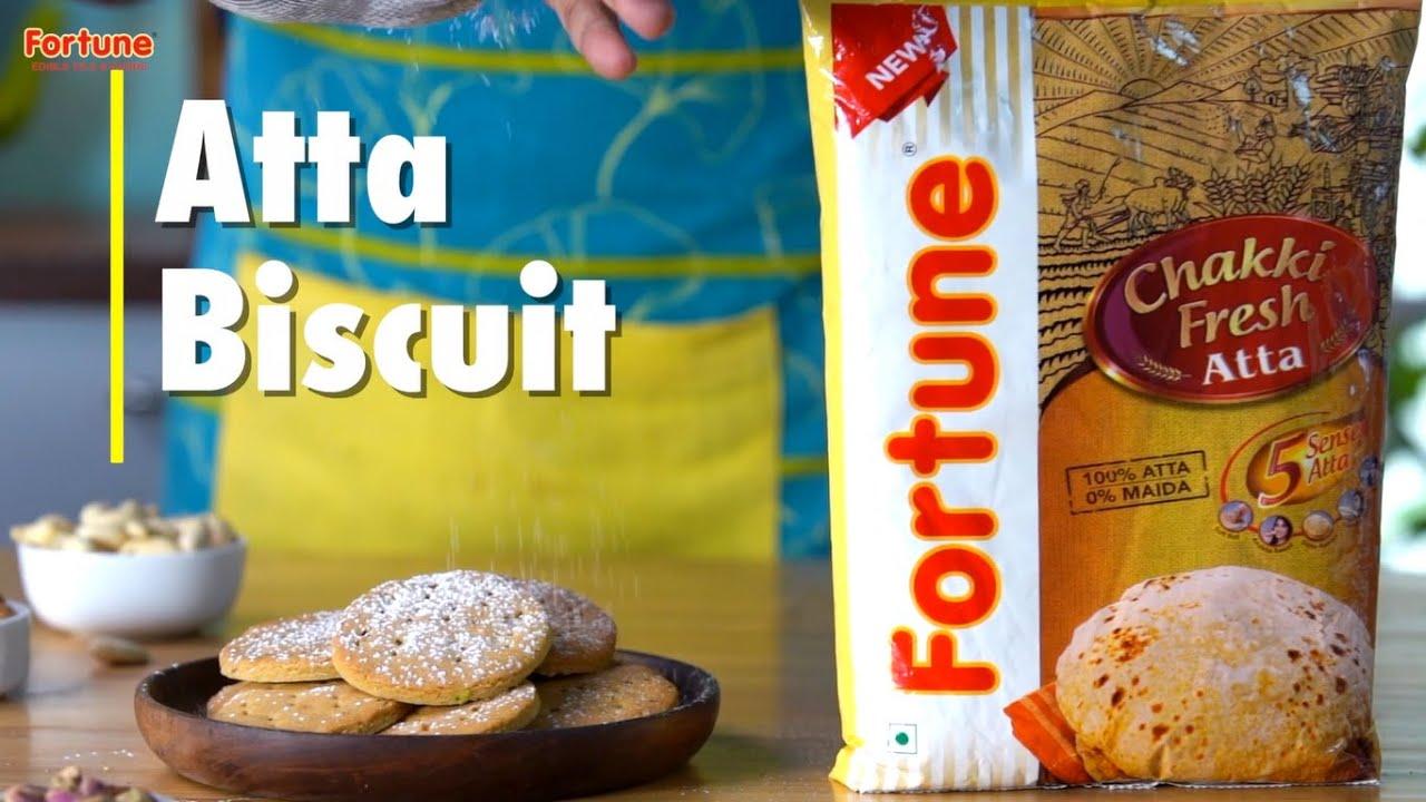 fortune atta biscuit