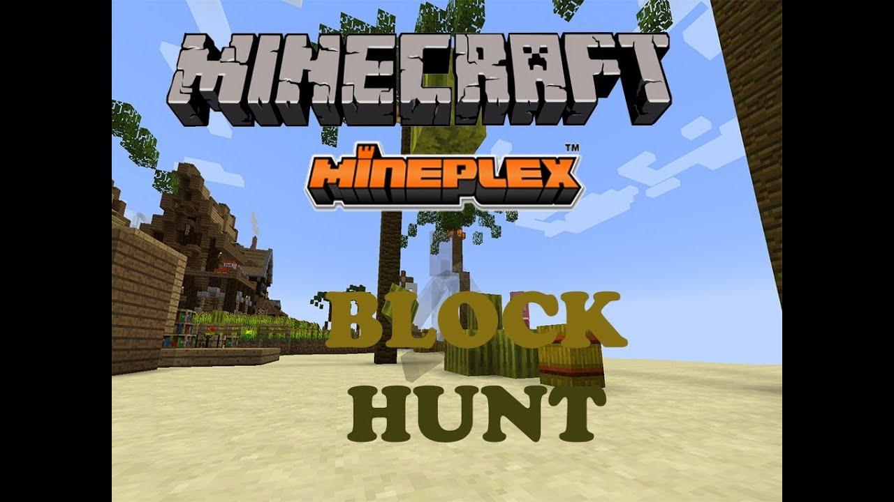 Ich bin eine Melone - Block Hunt auf Mineplex