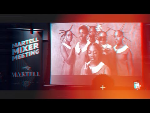 "Tiwa Savage talks ""49-99"" & More at Martell Mixer Meeting 