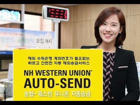 Перевод денег из Южной Кореи. Вестерн Юнион автосенд