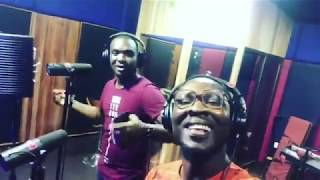 Joe Mettle says he knows how to dance than Akesse Brempong! Na true??? Let's find out