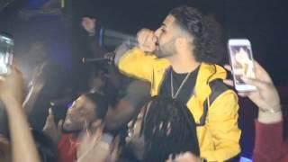 B Young Live Performance @clubkhounslow   RounzTv #079Me #Jumanji