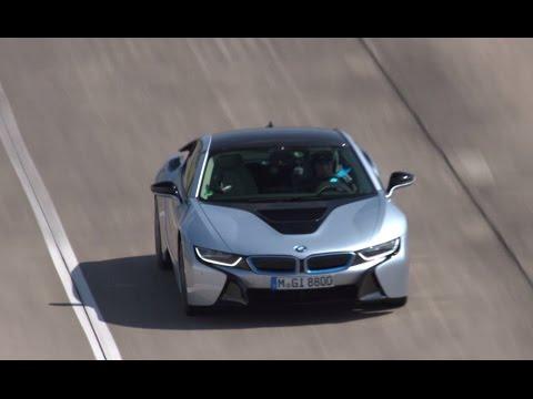 BMW i8: Elektrisierend? - Fast Lap | auto motor und sport