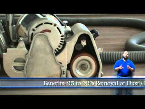 Dustless Sanding Hardwood Floor Refinishing Paramus NJ Bergen County