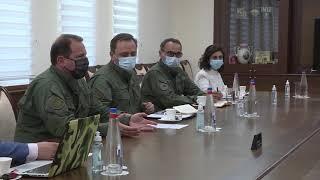 Межведомственные консультации между Министерством иностранных дел и Министерством обороны Армении