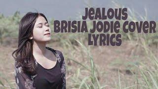 Jealous   Brisia Jodie Cover (Lyrics)