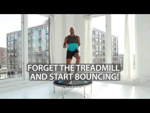 Introducing the bellicon Fitness Mini Trampoline