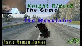 Action in the game knight rider 2 mission 1 the mountain Indonesia gameplay Rusli Usman Games