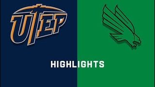 UTEP vs. UNT | | Conference USA Football Highlights