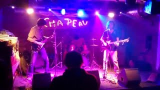 Video Desert Smöke - Dead Inside @ Chapeau rouge - 16/12/2015