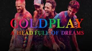 Coldplay  A head full of dream Audio