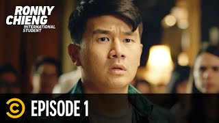 How to Survive Law School in Australia - Ronny Chieng: International Student (Episode 1)