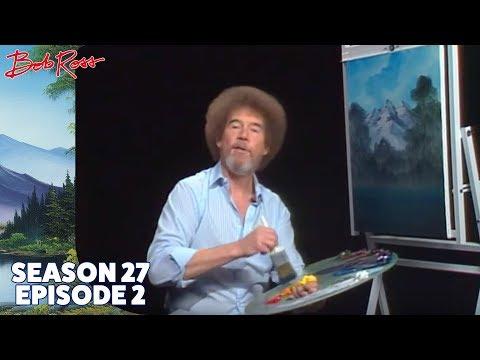 Bob Ross - Angler's Haven (Season 27 Episode 2)