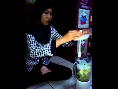 Video Membuat Jus Melon (Tugas Remedial TIK)