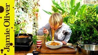 Spaghetti Bolognaise | Buddy Oliver | 5 of 5 #kitchenbuddies