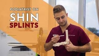 Shin Splints - Lewis Nurney, Singapore Podiatrist