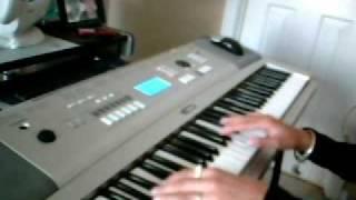 Zewdy - I Don't Wanna Wait Piano