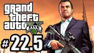 Grand Theft Auto 5 Gameplay Walkthrough Part 22.5 - Off Shore Approach Merryweather Heist