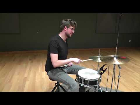 A video lesson about bringing detail to your drumset playing!