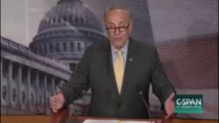Schumer calls for Sessions to Resign March 2 2017