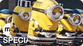 ICH EINFACH UNVERBESSERLICH 3 Film Clips, Featurette & Trailer German Deutsch (2017)
