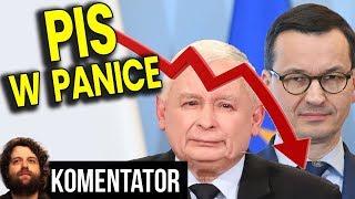 PIS w PANICE – Mogą Przegrać Wybory Mimo Największego Poparcia – Analiza Komentator Polityka PL