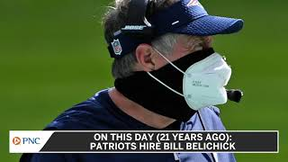 On This Day: Patriots Hire Bill Belichick As Head Coach