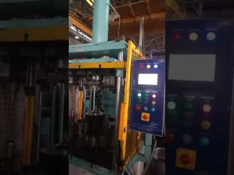 DMT Hydraulic Press