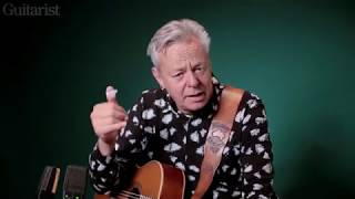 Tommy Emmanuel Thumbpicking Masterclass