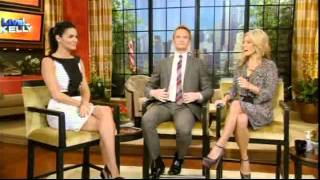 Live with Kelly - 28 novembre 2011